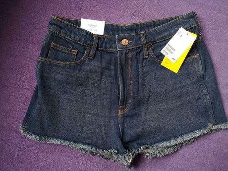Paka ubrań: Spodenki spódniczka 38 M