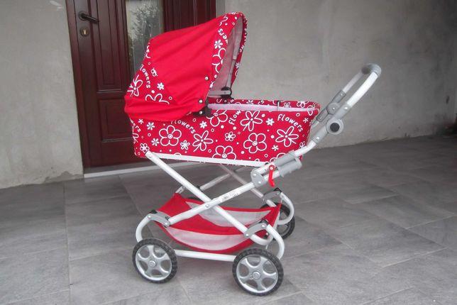 Wózek lalkowy , dla lalek  , wózek zabawka dla dziecka , dziewczynki