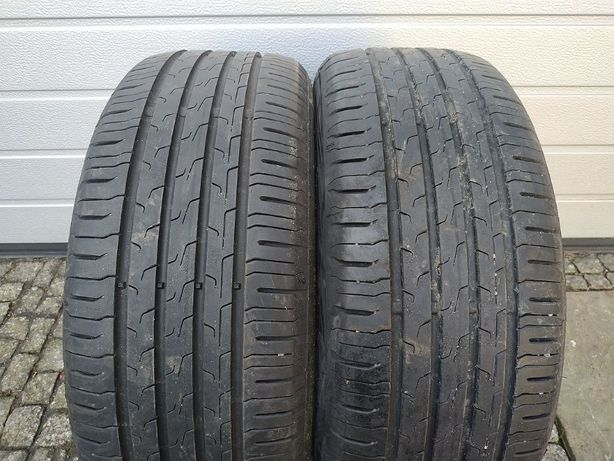 Opony Continental EcoContact 6 205/45r17