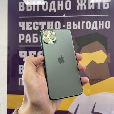 Акция iPhone 11 Pro 512 GB Green Neverlock Trade - In Магазин Киев