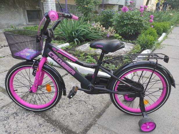 Дитячий велосипед Сrosser ROCKY 18 дюймів