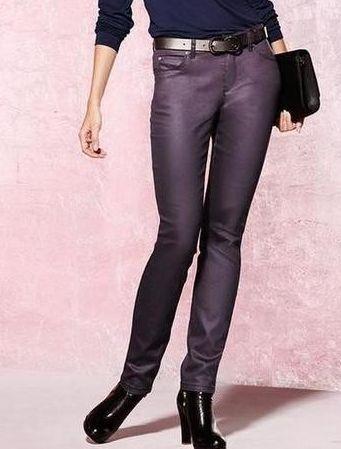 Джинсы, моделирующие фигуру, Slim Fit