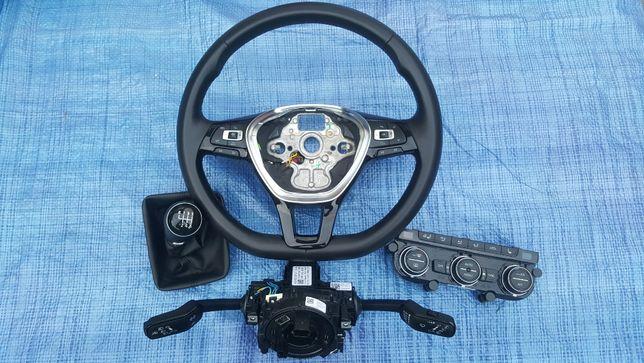 Руль обогрев подогрев VW Passat B8, Arteon, Golf, Tiguan, Atlas, T-roc