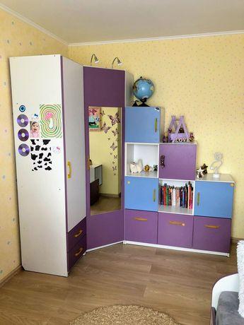 Детская подростковая мебель в стиле модерн