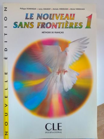 Język francuski Le nouveau sans frontière 1 méthode de francais