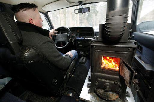 отопители салона автомобиля,автономные,от системы охлаждения,установка Сумы - изображение 1