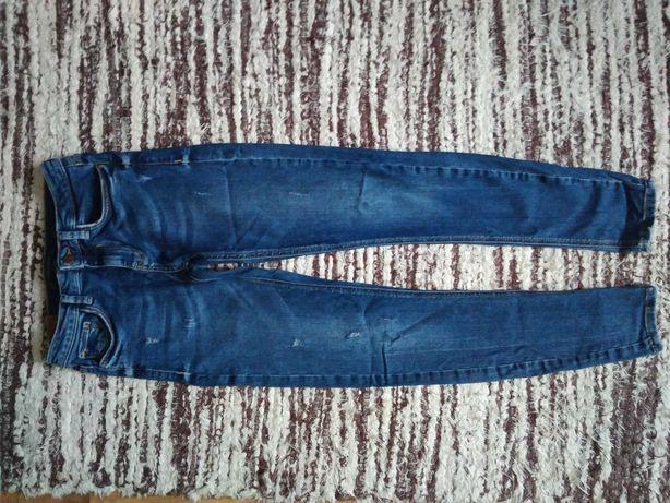 Spodnie skinny jeans Zara rozm. 34