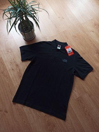 Новая Мужская футболка поло The North Face S-M Оригинал