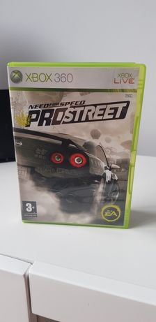 Need for Speed Pro Street na Xbox 360