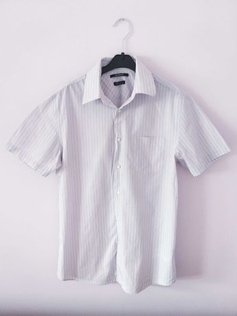 Męska koszula w paski Reserved 40