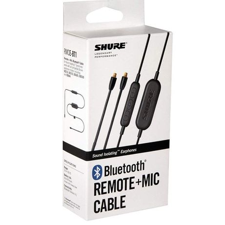 Bluetooth Shure In-ears