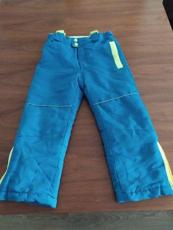 Spodnie narciarskie r. 110