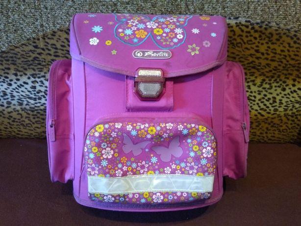 Рюкзак школьный Herlitz (Германия) для девочки