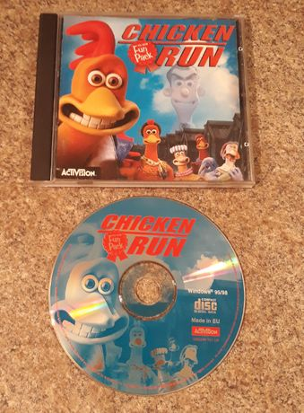 Chicken Run - gra PC