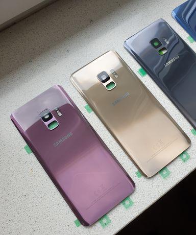 NOWE szkło tył tylne plecki obudowa Samsung Galaxy S9 i S9+ plus