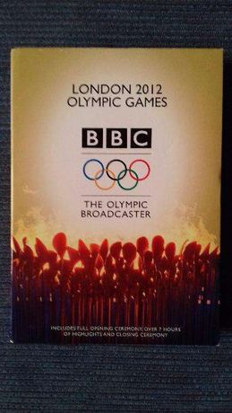 London 2012 Olympic Games / Igrzyska Olimpijskie Londyn 2012, 5 DVD