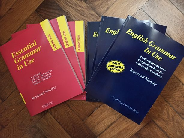 Нові! Essential/English Grammar in use Raymond Murphy Мерфі Мерфи