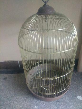 Клітка для пташок, папугаїв чи канарок