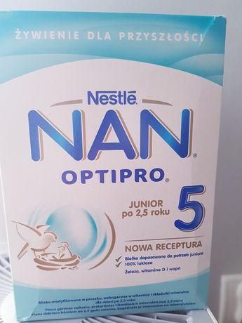 Mleko nestle nan optipro junior 5