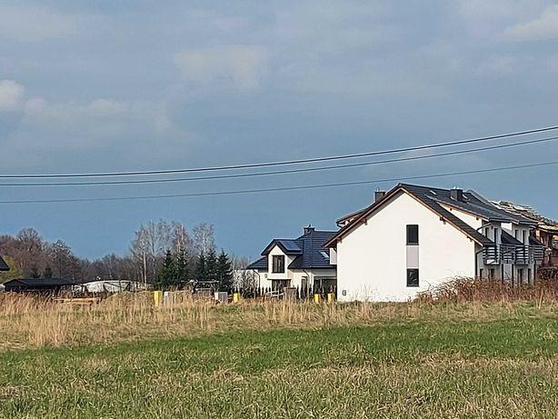 Działka budowlana na granicy Bielska I Czechowic