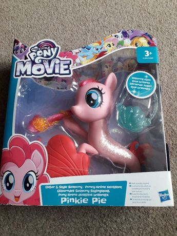 Kucyk Pinkie Pie, My Little Pony Movie Seapony Glitter & Style