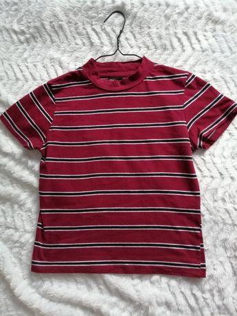 Krótka koszulka z krótkim rękawem