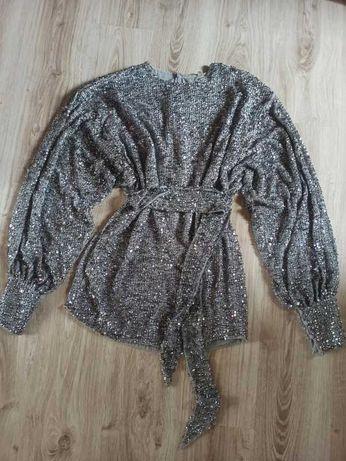 Cekinowa mini glamour