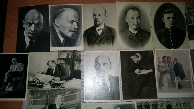открытка Ленин (Владимир Ульянов)