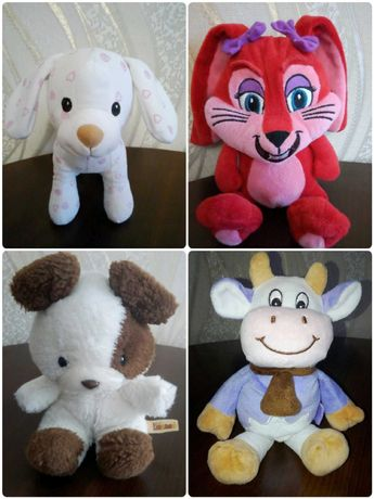 Мягкие игрушки для деток