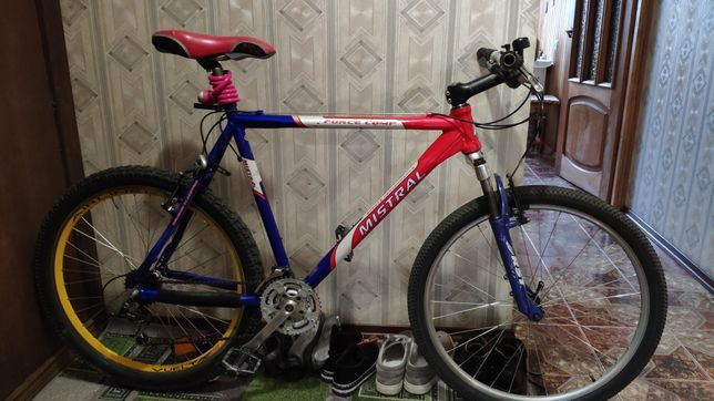 "Велосипед Mistral 22"""