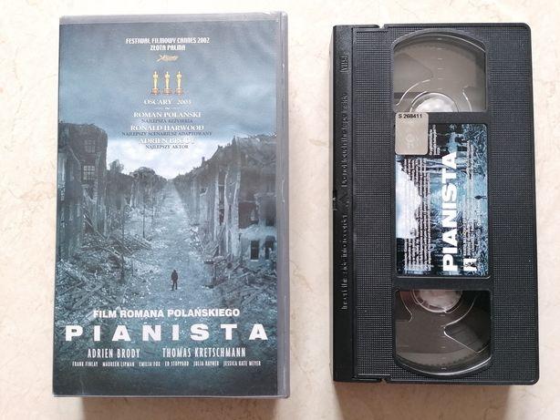 Film Pianista - kaseta VHS - Roman Polański