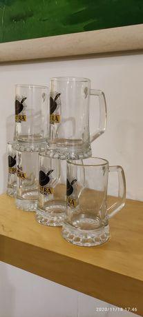 Kufel, szklanka Tatra Mocne 6 sztuk