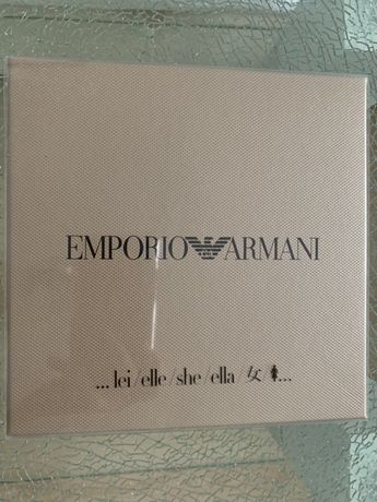 Emporio Armani She, Perfumy 50ml + Body Lotion 75ml + Shower gel 75ml