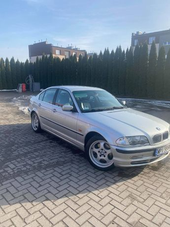 BMW E46 benzyna+LPG !!!