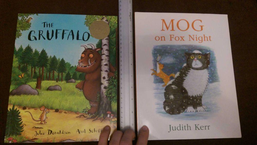 Книги на английском для детей Новоград-Волынский - изображение 1