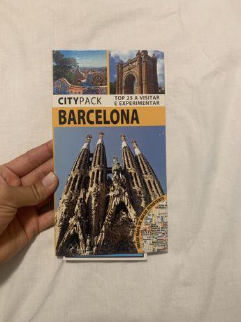 City pack - barcelona - em portugues/ingles
