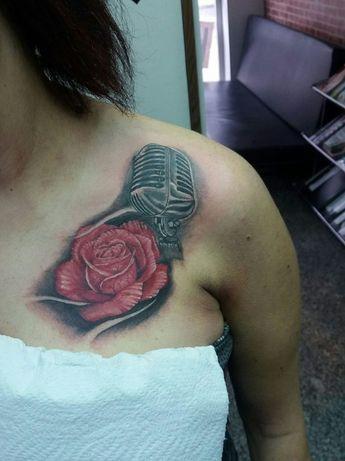 Curso de tatuagem e piercing - Loja PORTO