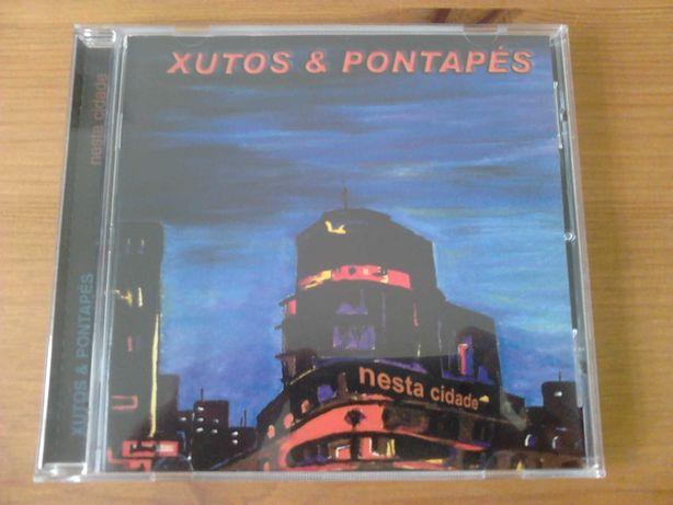 CD Xutos e Pontapés - Nesta Cidade - NOVO