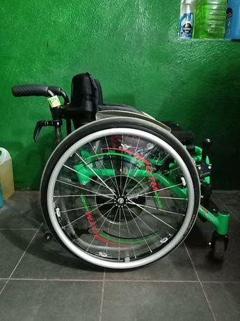 Wózek inwalidzki GTM Junior
