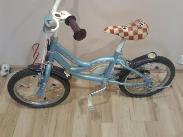 rower 16 i rama