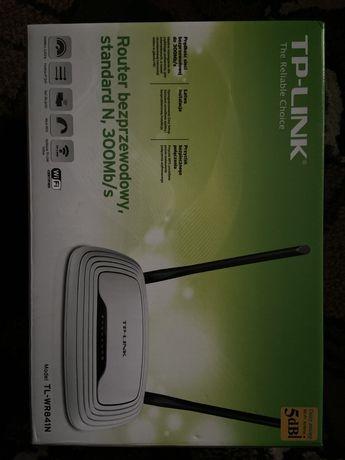 Router Wi-Fi Bezprzewodowy TP-LINK TL-WR841N