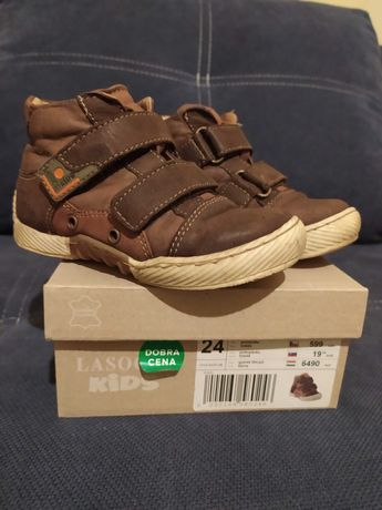 Trzewiki / buty dla chłopca Lasocki kids roz. 24