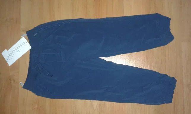 C&a*Spodnie ocieplane dla chłopca,rozm.92