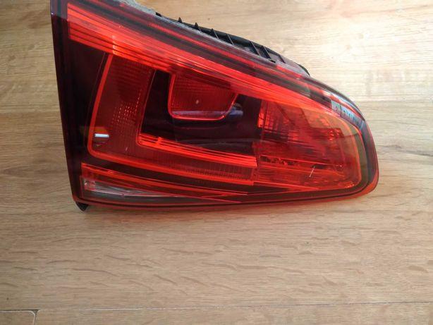 VW Golf VII 7 HB Lampa lewa klapy