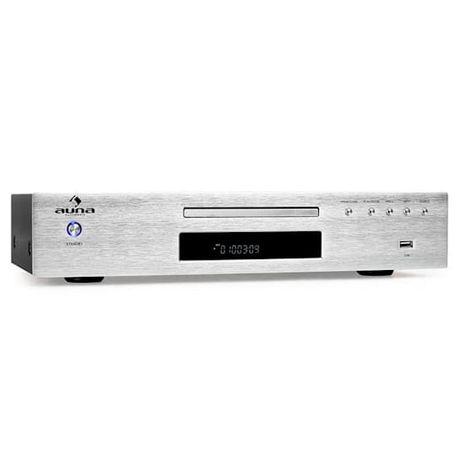 Odtwarzacz CD-MP3 AV2-CD509 USB-MP3 auna