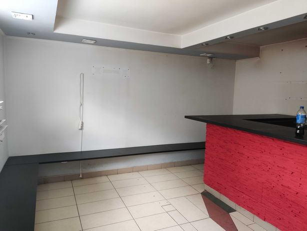 Lokal usługowy po pizzerii o powierzchni 54 m2