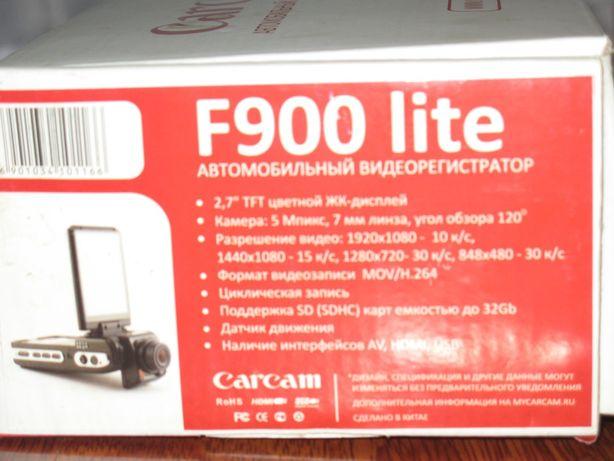 Продам видеорегистраторCARCAMF900 Lite