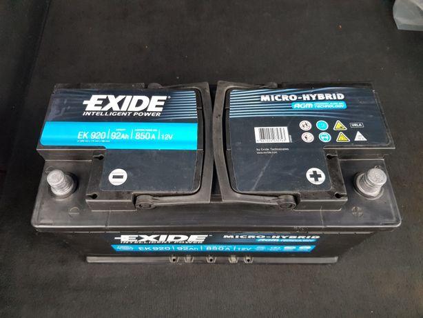 Аккумулятор EXIDE MICRO HIBRID 92Ah, 850A