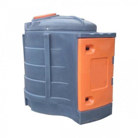 Nowy zbiornik z dużą szafą o pojemności 2500 litrów - SUPER CENA
