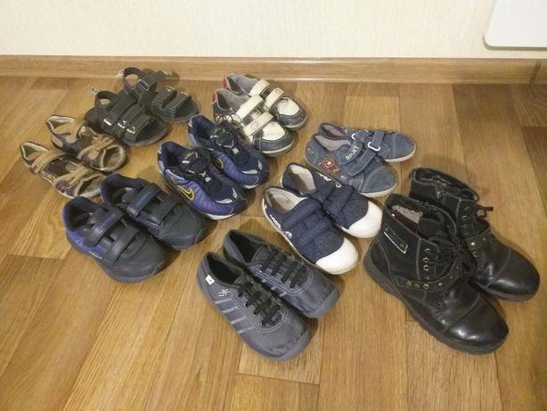 Обувь, сандалии, кеды для мальчика р. 33-35